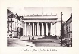 44 - Nantes - Place Graslin, Le Theatre - Nantes