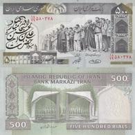 Iran / 500 Rials / 2005 / P-137A(e) / UNC - Iran