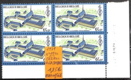 [831313]TB//**/Mnh-Belgique 1979 - N° 1940, Bd4, Cdf Daté, Château De La Cambre - Belgium