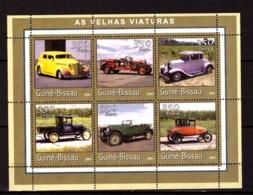 Guinea-Bissau, 2001. [gb0121] Cars - Cars