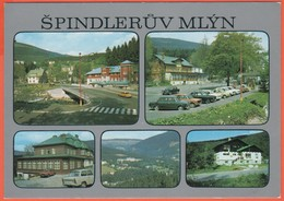 Slovacchia - Slovensko - Slovakia - Špindlerův Mlýn - Multivues - Not Used - Slovacchia