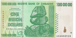 ZIMBABWE=2008     1.000.000.000  DOLLARS    P-83      UNC - Simbabwe