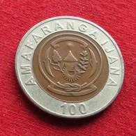 Rwanda 100 Francs 2007 KM# 32 *V2 Ruanda - Rwanda