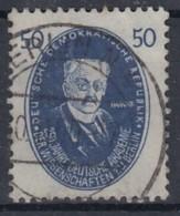 DDR  270, Gestempelt, Adolf Harnack 1950 - DDR