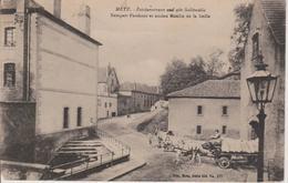 57 - METZ - REMPART PAIXHANS ET ANCIEN MOULIN DE LA SEILLE - NELS SERIE 104 N° 177 - Metz