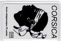 Top Collection - CORSICA - 50 Ff - Verso Différent - Carte Prépayée à Code De France - Voir Scans - France