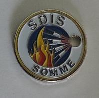Jeton De Caddies - SDIS SOMME - Jetons De Caddies
