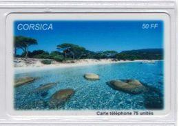 Top Collection - CORSICA - 50 FF - Paysage - Carte Prépayée à Code De France - Voir Scans - France