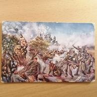 Very Old Postcard Krvava Bitka Kod Prilep Macedonia S. Urosevic Makedonija - Mazedonien