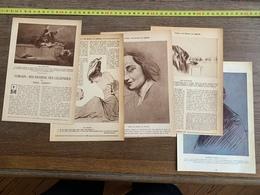 1914 JST FORAIN SES DESSINS LEGENDES EMILE HENRIOT ALFRED CAPUS - Vieux Papiers