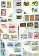 250  GRAM TEMBRES  ANTILLES NÉERLANDAISES Sur Papier LA PLUS FORMAT GRANDE  (170) - Kilowaar (min. 1000 Zegels)