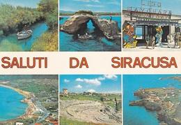 (A087) - SIRACUSA - Multivedute - Siracusa