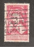 Perforé/perfin/lochung France No 305 LH Louis Hirsch - France