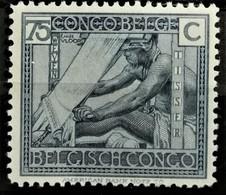 1925 Belgisch Kongo Postfrisch** - 1923-44: Ongebruikt