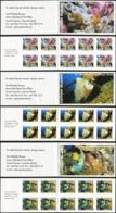 CAYMAN ISLANDS 2006 Marine Life Aquatic Treasures Fish Fishes Animals Fauna Booklet Booklets Carnet S/A Folded MNH - Meereswelt