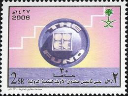 2006 KSA SAUDI ARABIA 30TH ANNIVERSARY OF THE OPEC INTERNATIONAL DEVELOPMENT FUND JOINT ISSUE - Saudi Arabia