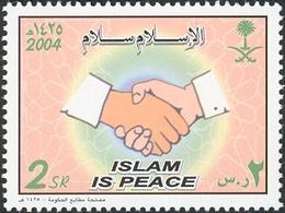 2004 KSA SAUDI ARABIA ISLAM IS PEACE - Saudi Arabia