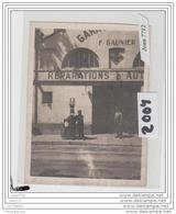 ESSENCE 2004 C. PHOTO GARAGE DU TEMPLE/F.SAUNIER POMPE A ESSENCE REPARATIONS AUTOMOBILES SALMSON SPIDO CHAR ROMAIN TBE - Altri Comuni