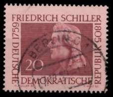 DDR 1959 Nr 734 Zentrisch Gestempelt X8B8BDE - DDR