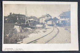 Aubonne La Gare/ Train - VD Vaud