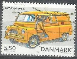 2002 5.50k Postal Van, Used - Danimarca