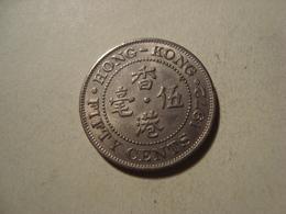 MONNAIE HONG KONG 50 CENTS 1972 - Hong Kong