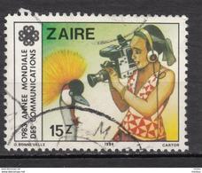 ##14, Zaire, Caméra, Oiseau, Bird, Télécom - Zaïre
