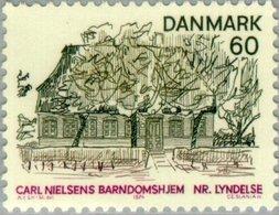 1974 Views: Norre Lyndelse MNH - Danimarca