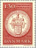 1979 1.30k University Seal Mint Never Hinged - Danimarca