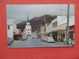 Main Street  Alaska > Sitka   Ref 3955 - Sitka