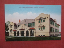 Horace Mann School - California > San Jose   Ref 3955 - San Jose
