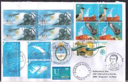 Argentina - 2020 - Lettre - Îles Malouines - Aviation Navale - Argentinien