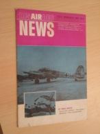 AVICOV : Petite Revue De Maquettisme Plastique US Années 60 !! Collector HISAIRDEC NEWS 1963 20 P - Etats-Unis
