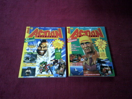 AVENTURE ACTION  1 ET 2 - Books, Magazines, Comics