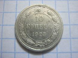Russia , 10 Kopeks 1923 - Russland
