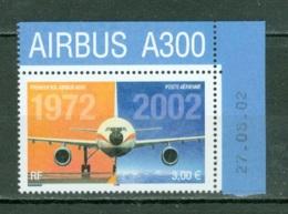 France  PA  65a  * *  TB  Coin De Feuille Avec Date - 1960-.... Neufs