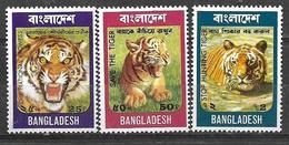 BANGLADESH STAMPS SET TIGER OF BANGLADESH MNH - Bangladesh