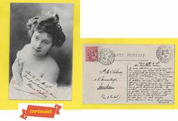 CPA  Photographe  MANUEL  ♥️♥️☺♦ FEMME NUE ֎  DENUDEE 1907 - Fotografía