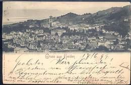 RC286 GRUSS AUS HEIDEN ( RETRO INDIVISO 1899 ) - AR Appenzell Rhodes-Extérieures