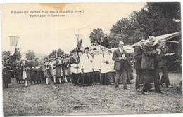 MAGNE : PELERINAGE DE SAINTE MACRINE - France