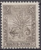 N° 64 - X X - ( C 1745 ) - Madagaskar (1889-1960)