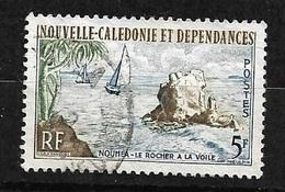 France  Nouvelle Calédonie    N° 304     Oblitéré   B/ TB       Soldé à Moins De  10  % ! - Gebraucht