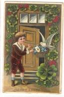 K 1390 OLD FANTASY  POSTCARD   , CHILDREN ,FINE ART , GREETINGS - Sin Clasificación