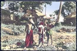 RC303 CONAKRY - MARCHANDES DE CACAHUETES - Guinea Francese