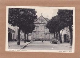 CPA 16 Mansle école Communale Rare +++ Cliché Allaire - Mansle