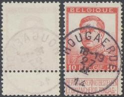 """Pellens - N°123 Obl Simple Cercle """"Hougaerde"""" - 1912 Pellens"""
