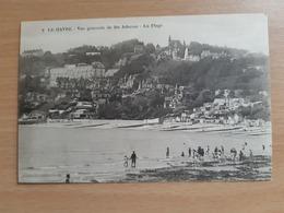 LE  HAVRE.  Vue Générale De Ste Adresse.  La Plage. - Le Havre