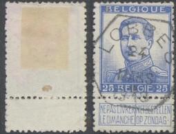 """Pellens - N°120 Obl Chemin De Fer (hexagonal) """"Lobbes"""" - 1912 Pellens"""