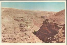 Wadi-Kelt, Monastery Of St.-Georges - Palestine