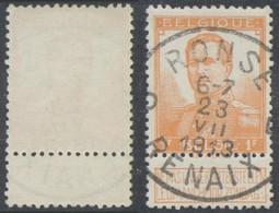 "Pellens - N°116 Obl Simple Cercle ""Ronse / Renaix"" - 1912 Pellens"